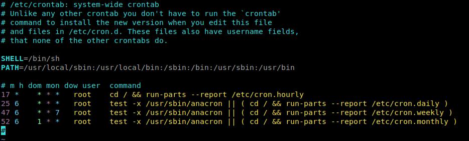Crontab – Guia prático, agendamento de tarefas no Linux.