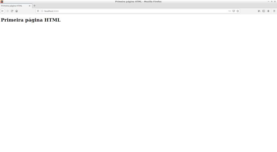 HTML e CSS – Criando a primeira página Web